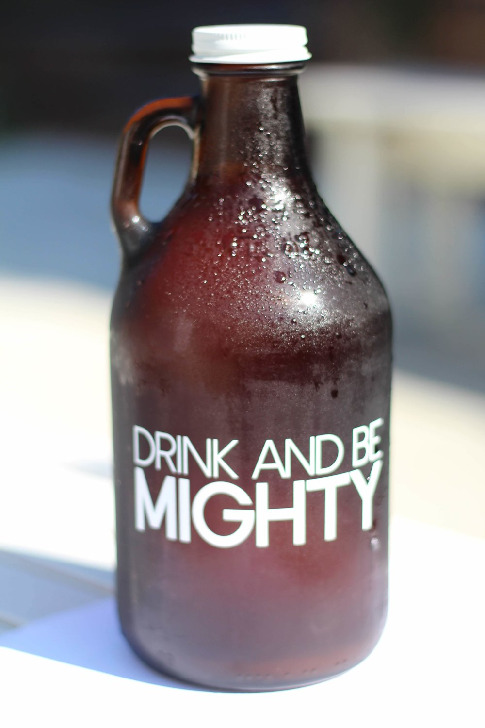 32 oz growlers - Subscribe and save with our weekly delivery service. We will deliver 2-4 growlers to your door each week and pick up your empties.We currently deliver to coastal North County between Del Mar and Cardiff, CA. If you are outside this area please contact us.