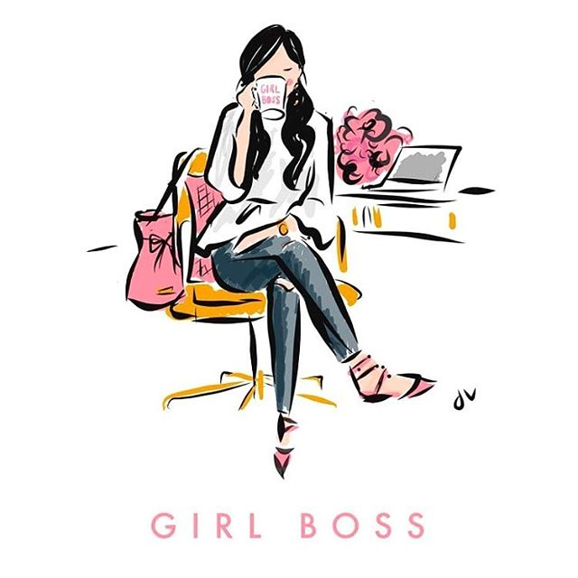 Happy National Boss day to all the women who hustle everyday! 👑👑👑 #nationalbossday