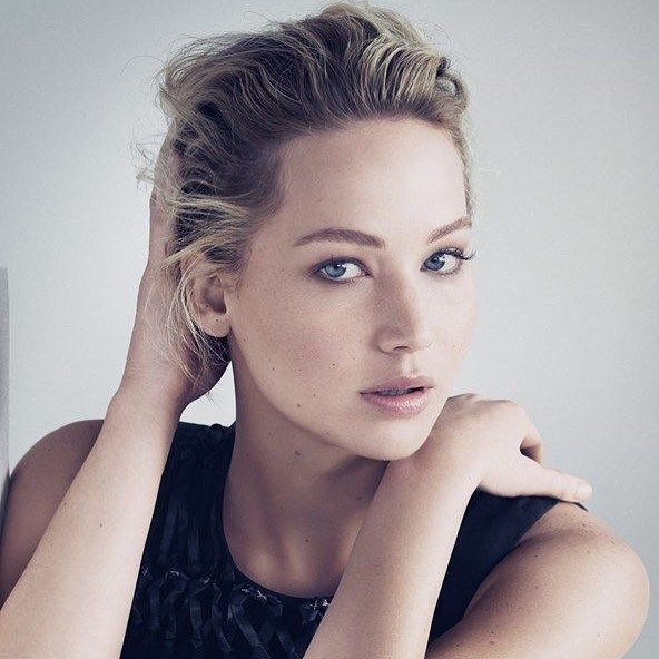 """I saw the payroll on the internet and realized every man I was working with definitely didn't worry about being `difficult' or `spoiled'... Jennifer Lawrence discussing negotiating salary."