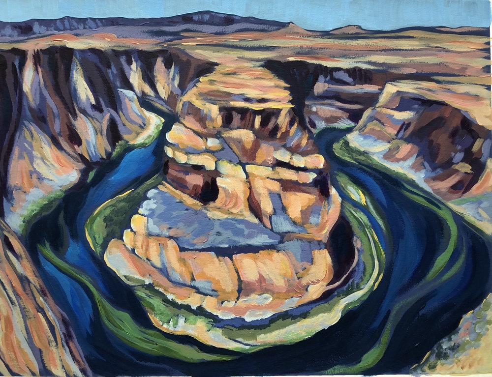 Horseshoe Bend - Glen Canyon National Recreation Area, AZ