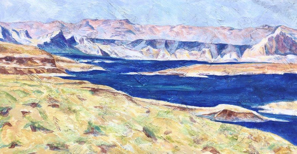 Lake Powell - Glen Canyon National Recreation Area, AZ