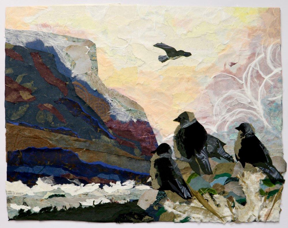 Raven Watch, Doolin Ireland