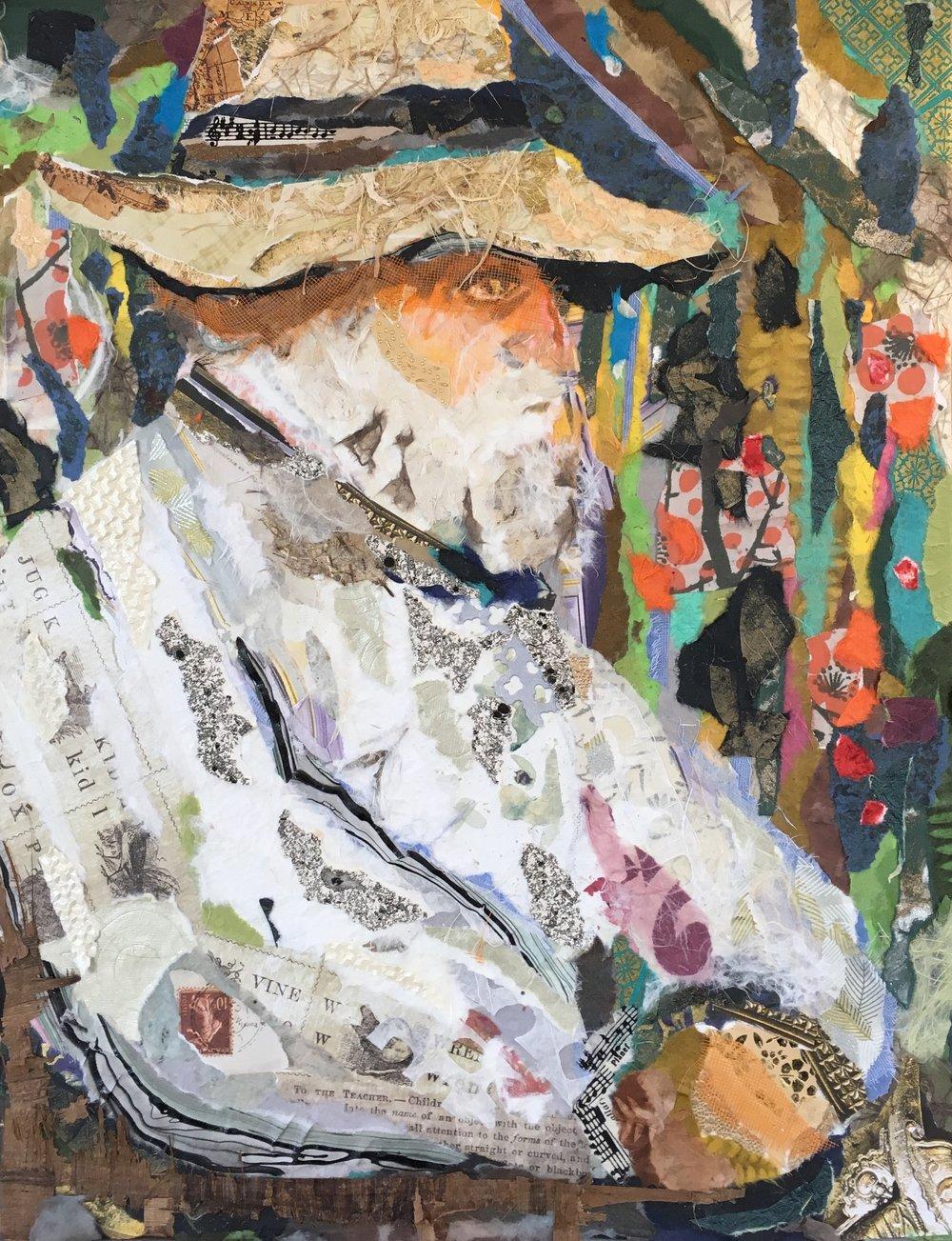 Cezanne's Gardener Revisited