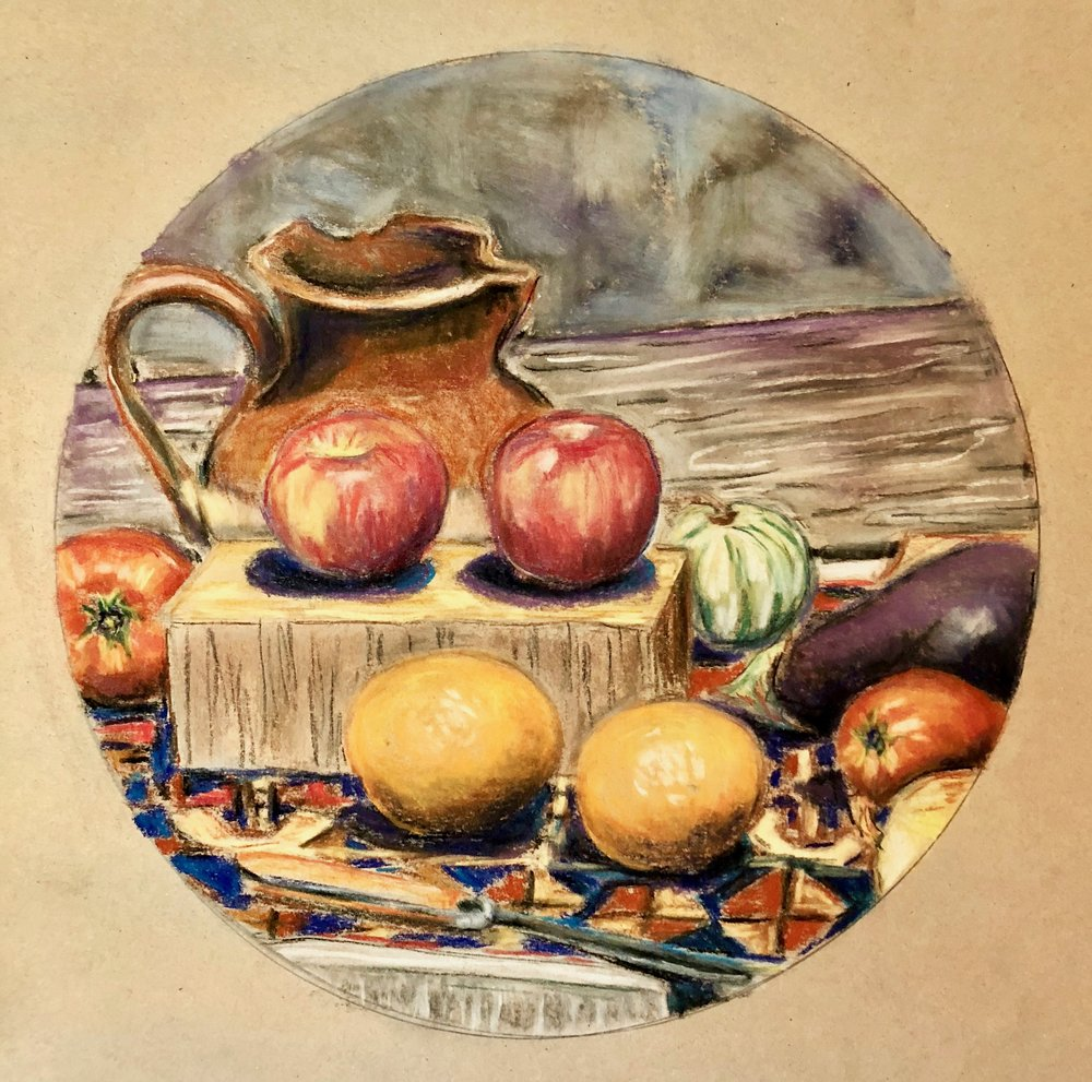 Still Life in the Round