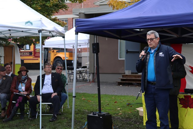 Kamloops Farmer's Market All-Candidates Forum