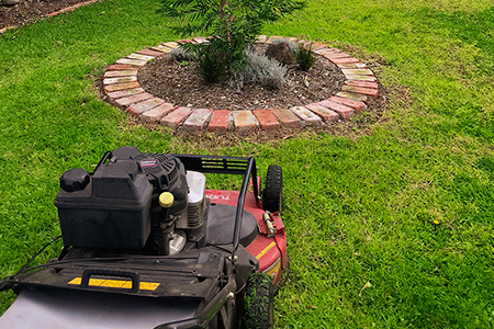 LAWN MOWING & RIDE ON MOWING - Request a quote   Learn more