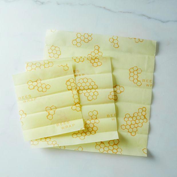 Beeswrap Honeycomb print