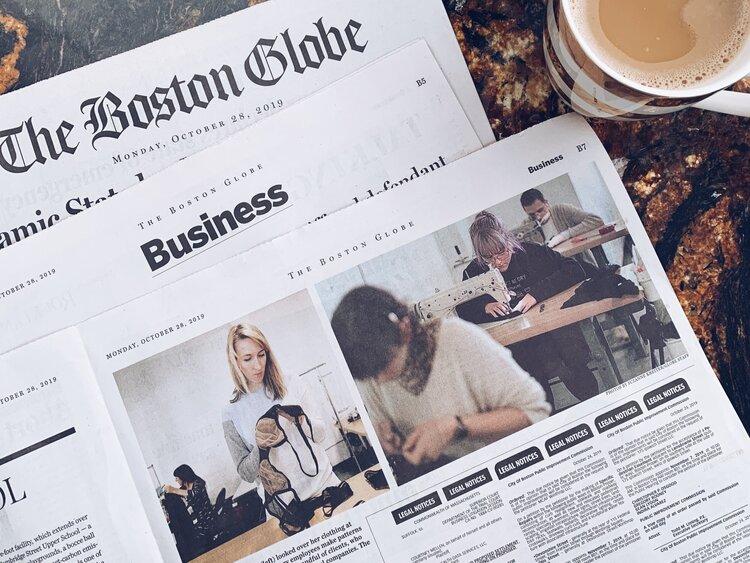 Masha+Titova+Founder+of+TITOV+LABEL+in+Boston+Globe+Business