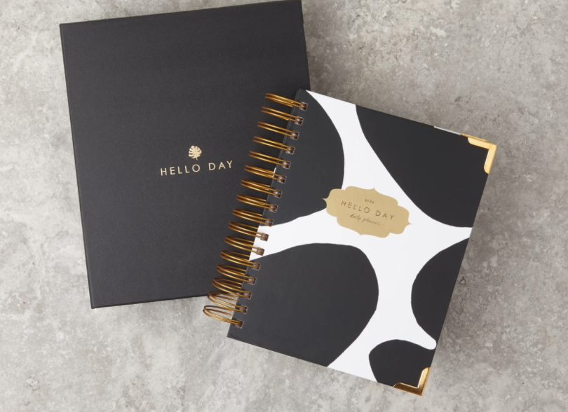 hello day notebook 6 month