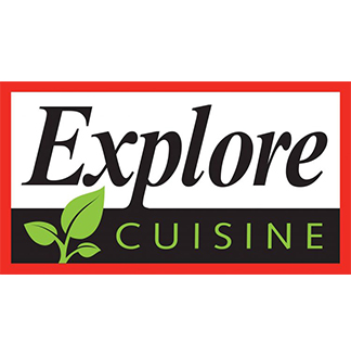 Gift bag goodies by Explore Cuisine, a vegan, organic and gluten free food solution.