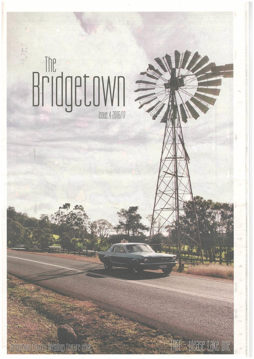 The Bridgetown Paper | Issue 4 2016/17