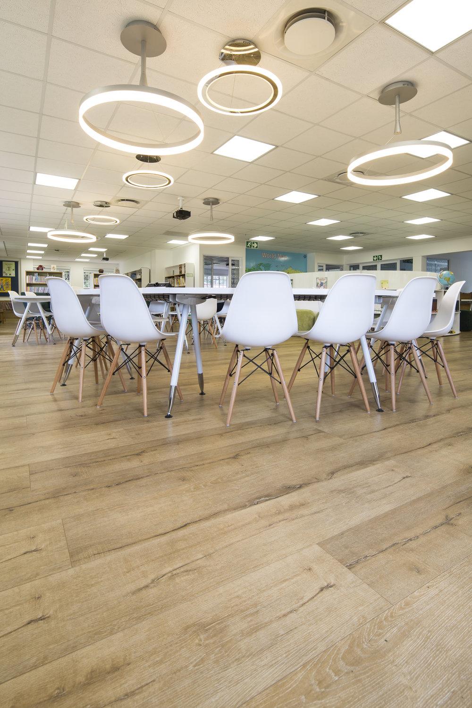 FinFloor Black Forest Laminate Flooring at Carpet World Flooring Cape Town