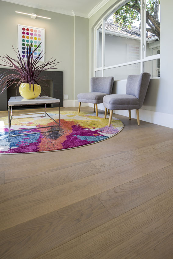 FinOak Engineered Wood Flooring | Carpet World