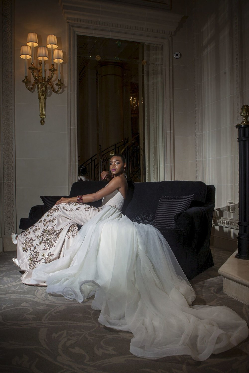 Kosibah Couture Bridal Gown Calliope