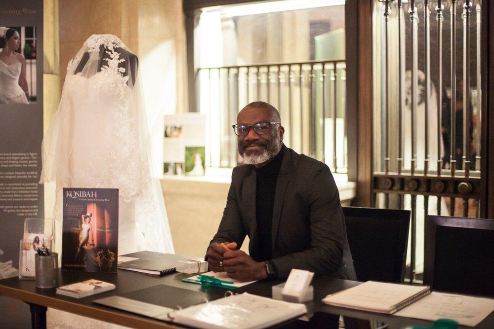 Designer Yemi Osunkoya