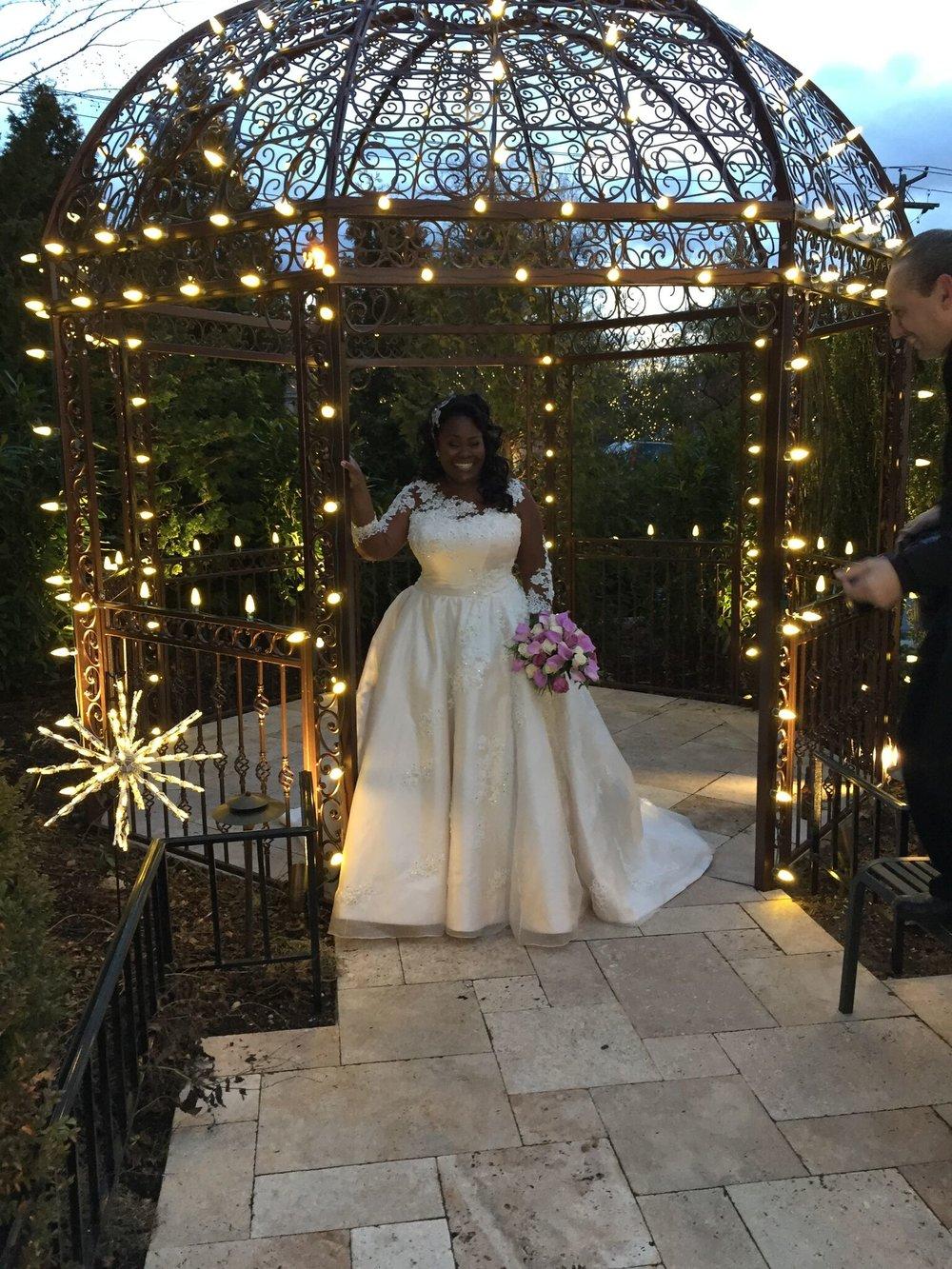 Kosibah Real Bride Patricia