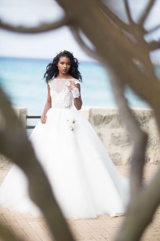 Kosibah Couture Bridal Gown Melpomene