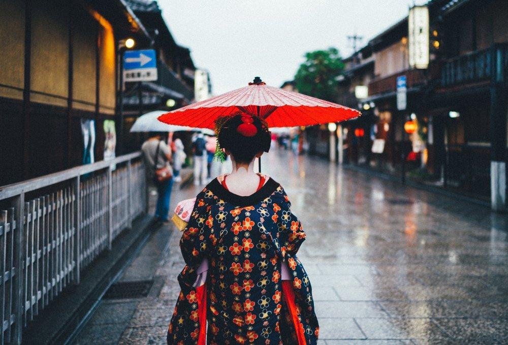 Experience Japan -