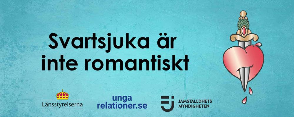 Kampanjen Svartsjuka är inte romantiskt