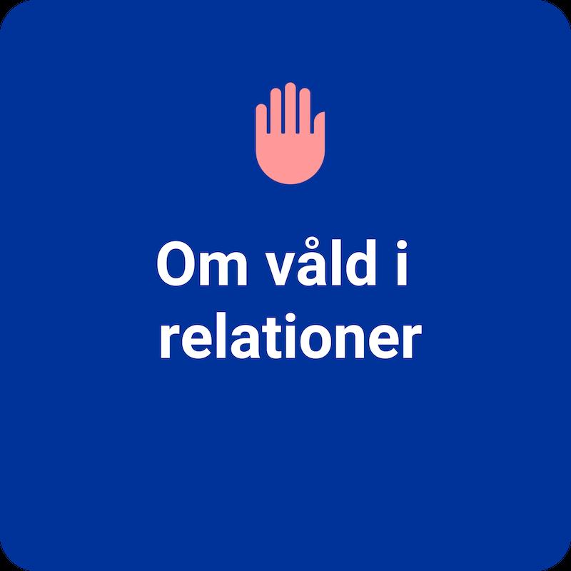 Om vald i relationer