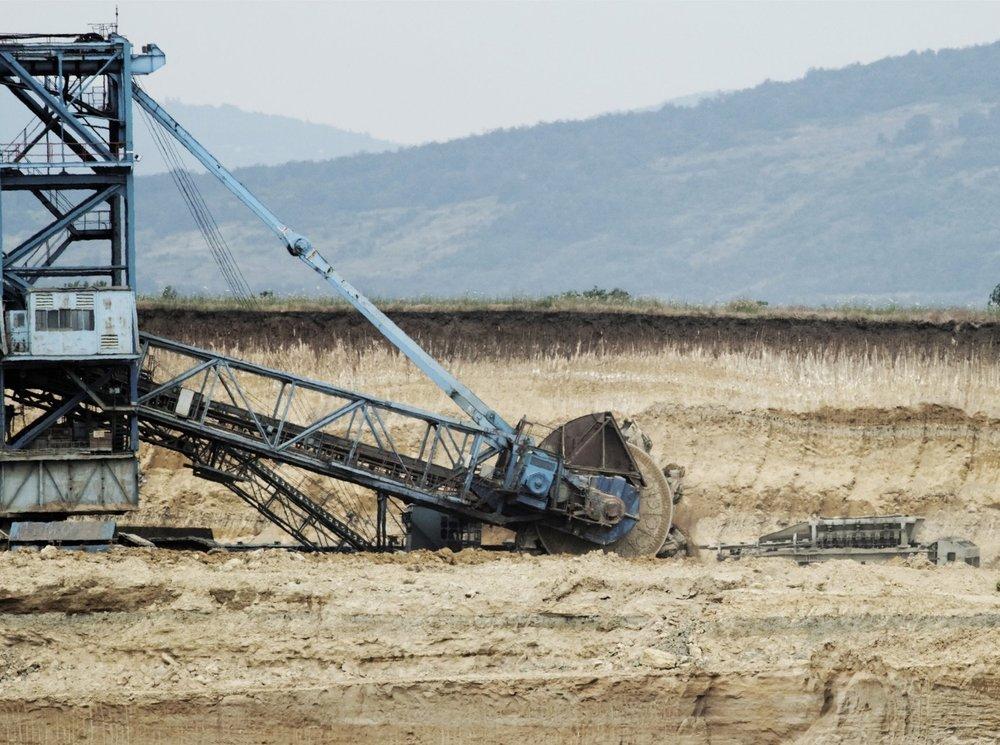 Industries - Coal MiningHard Rock MiningAbandoned Mine Lands