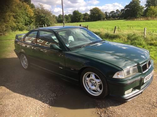 £26500 1995 E36 M3 GT S50
