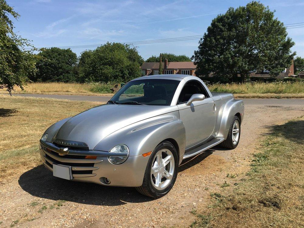 £19950 Chevrolet SSR 5.3 (2005)