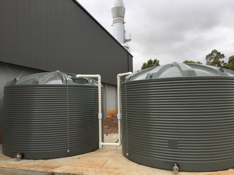Rain Water Tanks Bendigo