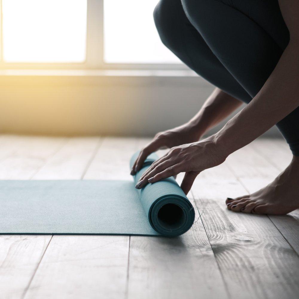 yoga mat during yoga class.jpg