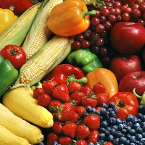 west country - Fruit and Vegetables