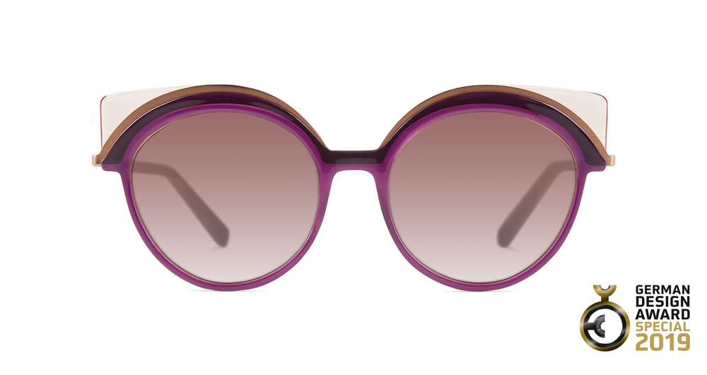 "Award Winning Design - Fleye Copenhagen Sunglasses ""Fox"""