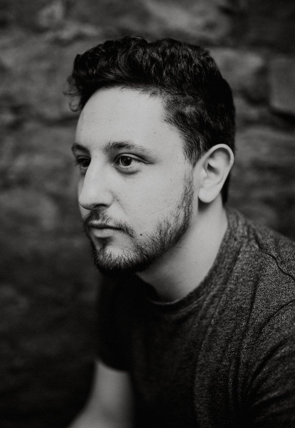 Singer Songwriter Max Restaino - Consultant