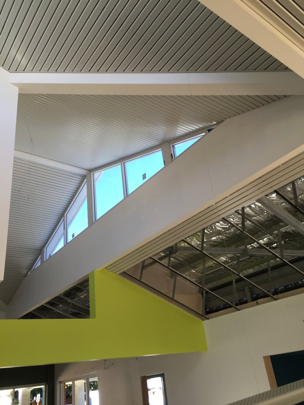Metal Strip Ceilings