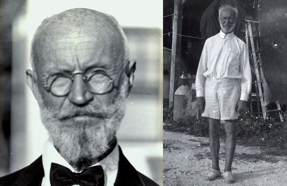 Carl Tanzler - He does look kinda coo-coo for coco-puffs.