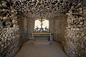 Interior of the Skull Church