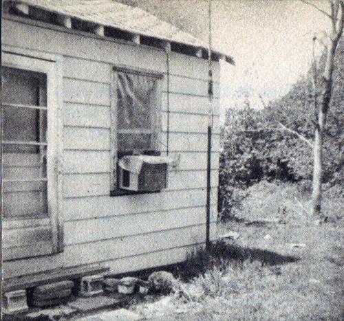 The McDaniel House. 1973.