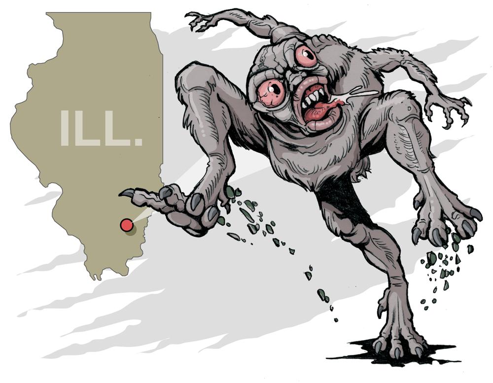 Enfield Monster Idea 2