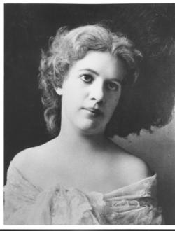 """Lillian Lemp (""""The Lavender Lady"""")"""