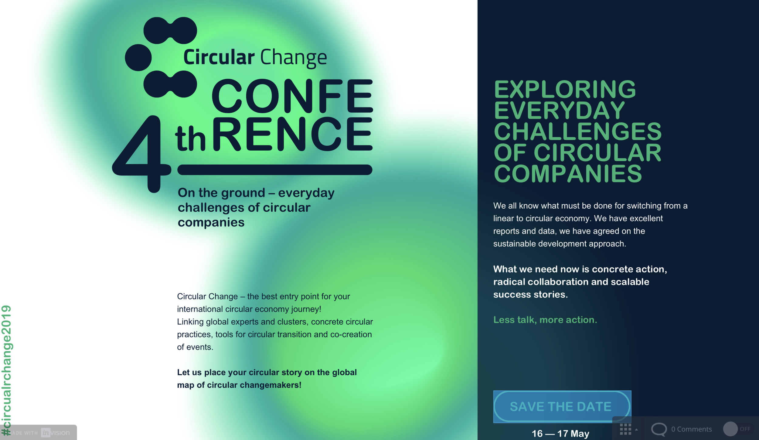 New Cover Page — Circular Change on