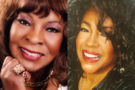 Mary Wilson of the Supremes and Martha Reeves & the Vandellas - Sunday, September 30Info and Tickets →
