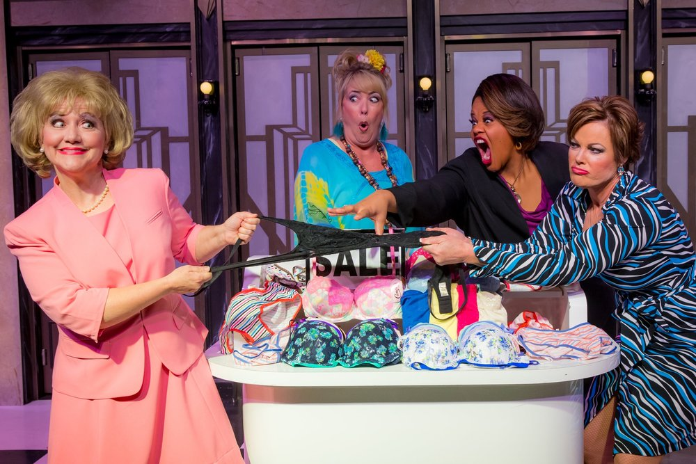 Menopause The Musical - Sunday, November 18Info and Tickets →