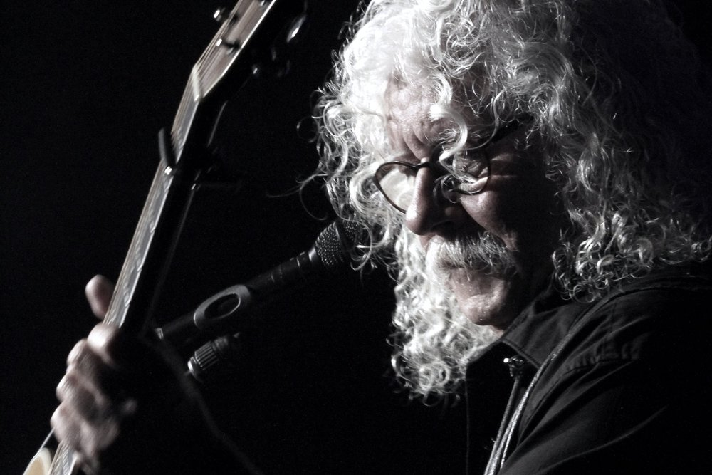 Arlo Guthrie - Sunday, October 14Info and Tickets →