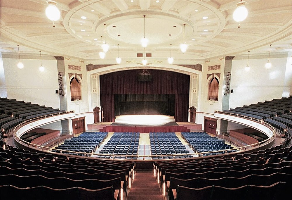50 E Merrimack St, Lowell, MA 01852 - Flexible cap from 2,000 to 2,800  A premier venue and home to concerts, comedy, Broadway and family shows for many decades. In the heart of Lowell, MA – the 4th largest city in Massachusetts and a well-known concert hub (Also home to Tsongas Arena and Lowell Summer Music Series). This venue caters to the Merrimack Valley/Greater Boston media market and is located 30 miles northwest of Boston.  Venue Site  |  Seating Chart  |  Map