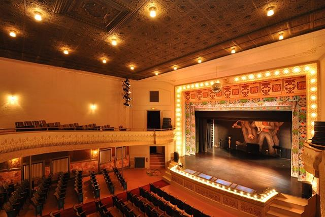 13 Wallis St, Beverly, MA 01915 - 525 max cap  Beautifully restored vaudeville theatre originally constructed in 1912. This venue caters to the Greater Boston/North Boston media market and is located 25 miles north of Boston.  Venue Site  |  Seating Chart  |  Map