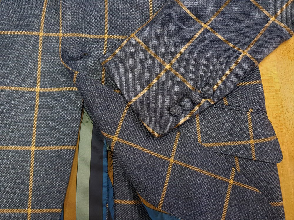 Harrisons Mirage Blue Check Jacket (13).jpg