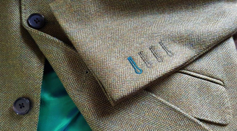 Green herringbone 3 piece tweed suit (16).jpg