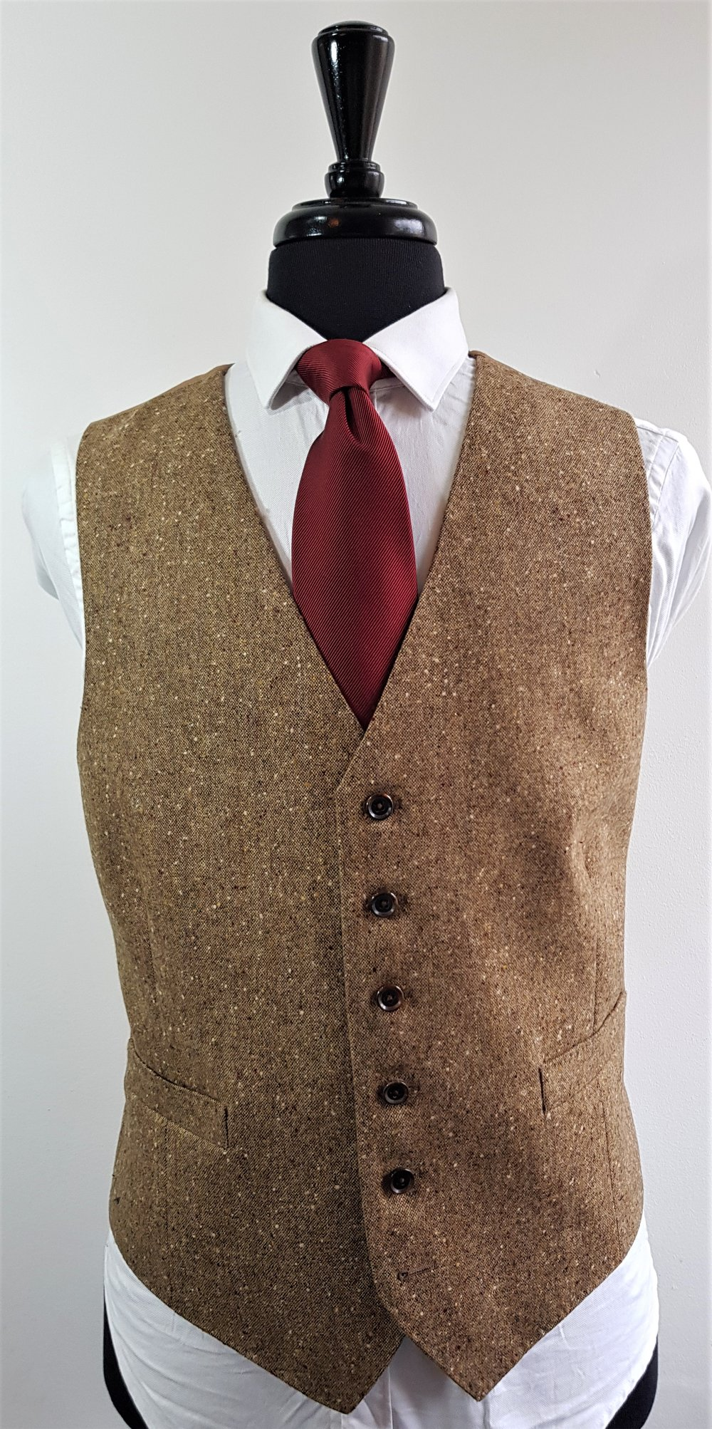 Brown Donegal 3 piece tweed suit (2).jpg