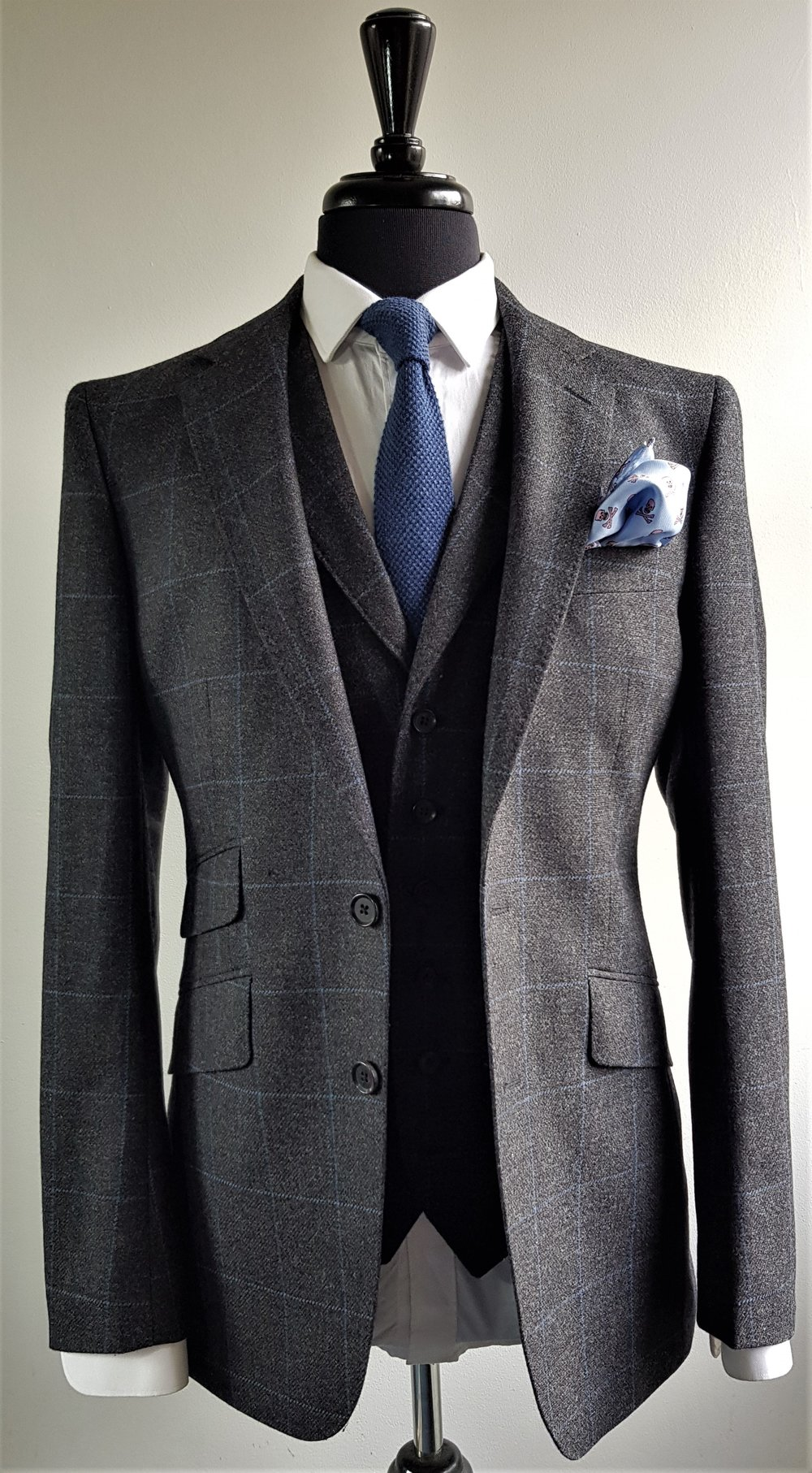 Grey Blue 3 Piece Tweed Suit (11).jpg