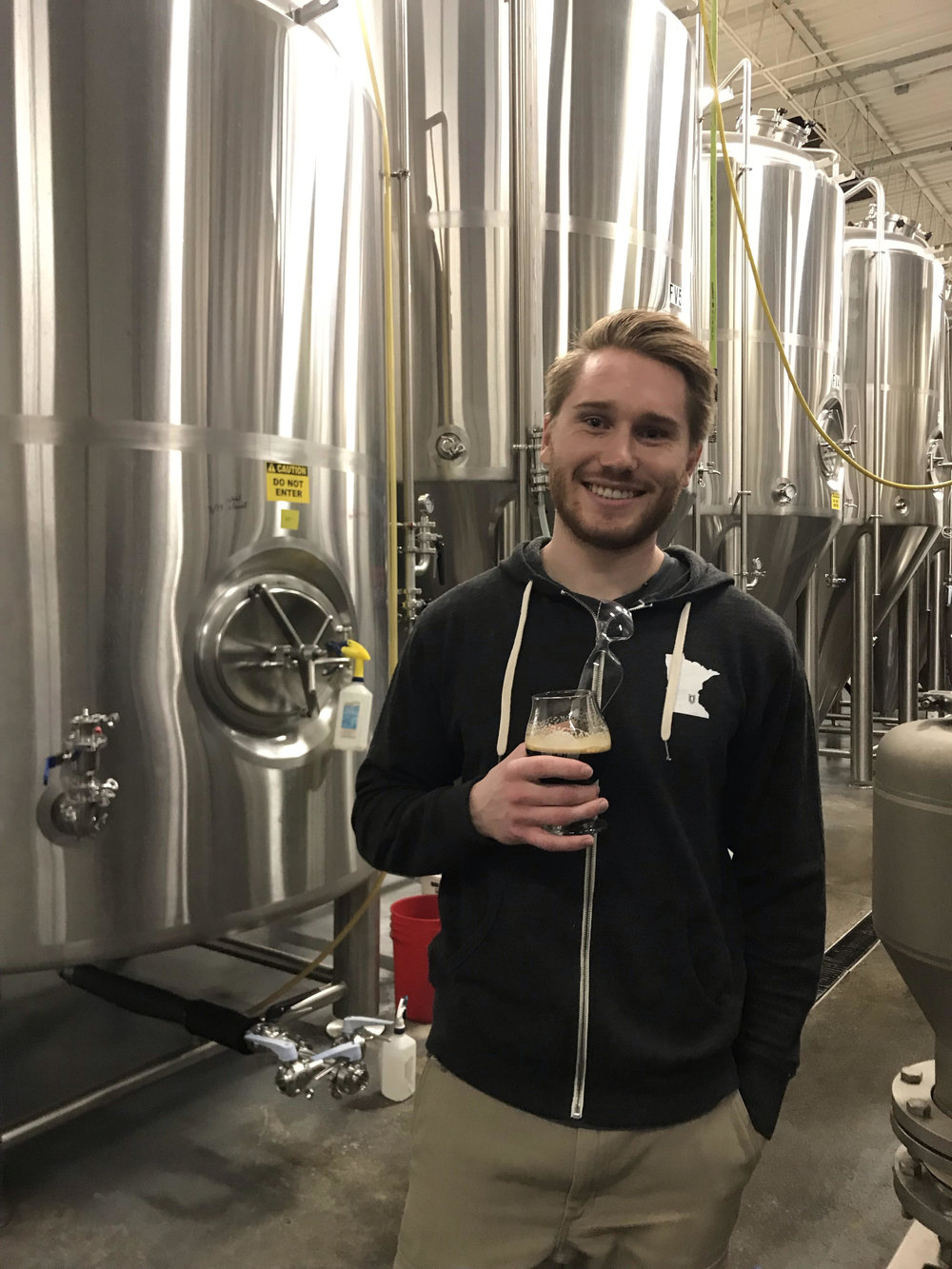 Jared Allerson * Brewhouse