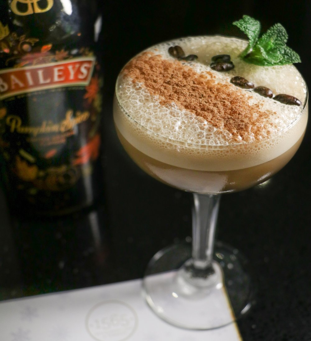 Baileys Pumpkin Spiced Martini Winter Happy Hour cocktail.jpg